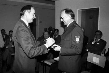 19800723 Einweihung Polizeidirektion 1