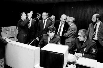 19800723 Einweihung Polizeidirektion 2