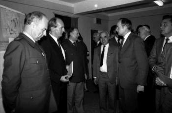19800723 Einweihung Polizeidirektion 3