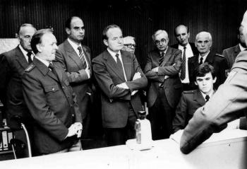 19800723 Einweihung Polizeidirektion 4