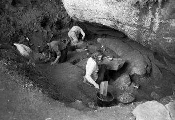 19800802 Ausgrabungen Reinhausen 3
