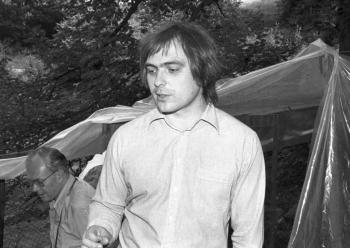 19800802 Ausgrabungen Reinhausen, Klaus Grote