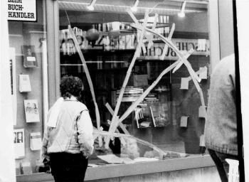 GÖTTINGEN FOTOS VON 1980 - 1984