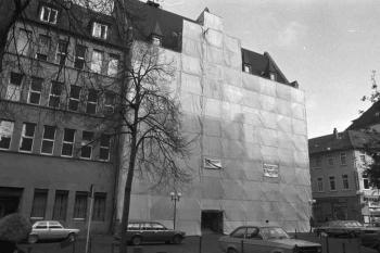 19811027 Stadthaus Umbau