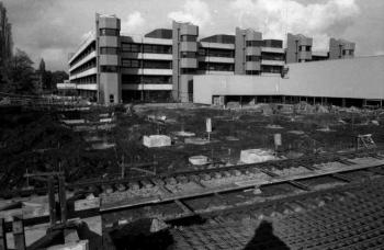 19811030 Neubau Werkhalle BBS II