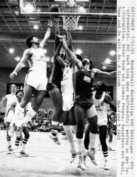 19811107 Basketball ASC-Wolfenbüttel