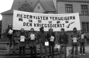 19811113 Reservisten Kriegsdienst