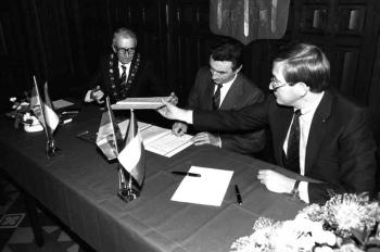 19821008 Partnerschaft Pau