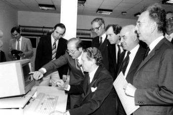 19821015-1 Cassens Bibliothek