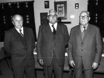 19821022 Geb.Paul, Friedrich und Ernst Otto