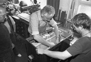 19821106 Orgelfabrik Hofbauer 1
