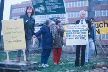 19830422 Demo Primatenzentrum  9