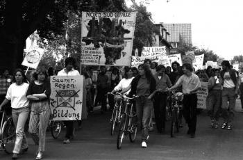 19830600 Demo  PH Lehrerausbildung