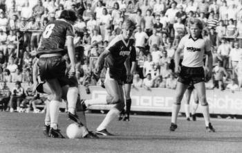 19830712 Göttingen 05 gegen Werder Bremen, Sidka