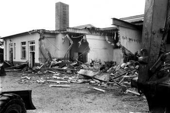 19830715 Abriss feuerwache 1