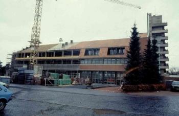 19831128 Baustelle Feuerwache 1