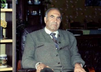 19831128 Klaus Peter Bruns 70 Jahre 1