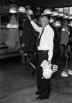 19831130 S. Karkowski Verabschiedung