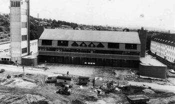 19831202 Feuerwache Neubau
