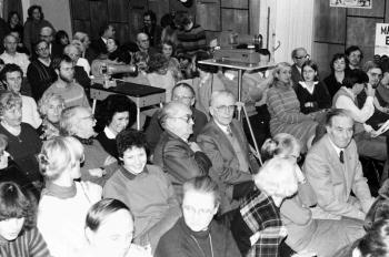 19831202 Rathaus Portal, Diskussion