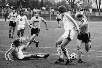 19840114 Göttingen 05 - Hertha BSC Pokal 0-1,Sippel