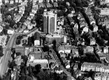 19840510 Neues Rathaus Luftfoto