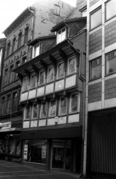 19840515 Ältestes Fachwerkhaus, Rotestraße 25  BRD 1