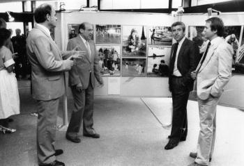19840904 EAM-Ausstellung Strom,v.Seelen,Engelhardt,Parr