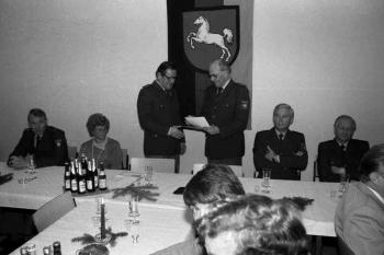 19841228 Polizei Verabschiedung Loose