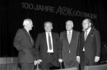 19850116 AOK 100 Jahre 1