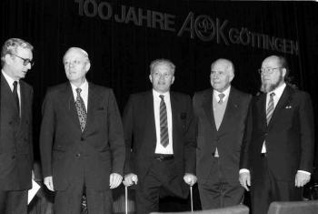 19850116 AOK 100 Jahre