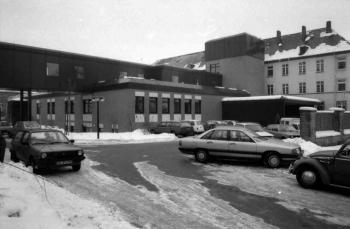 19850120 Neubau Weender Krankenhaus