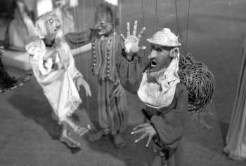 19850313 Puppenspieler H. Siegel