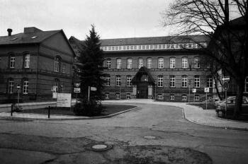 19850406 alte Chirurgische Klinik 1