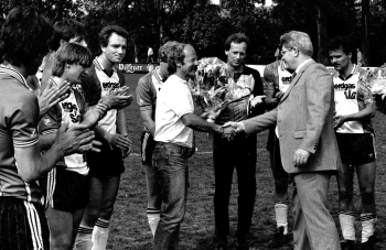 19850608 SVG Ehrung Gerd Bauer,Jens Spehr