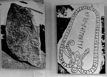 19850717 Ausstellung Der Jellingstein