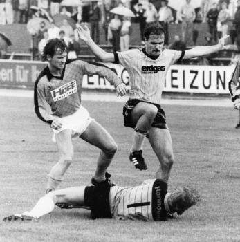 19850810 Göttingen 05 gegen Arminia, 2-2