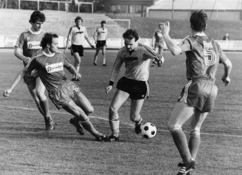 19851026 Göttingen 05 gegen Meppen 4-1, Porde