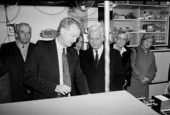 19851213 Siemensring Weizsäcker, Rinck