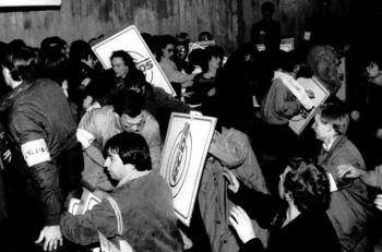 19860115 CDU Geißler Uni Hörsaal 8