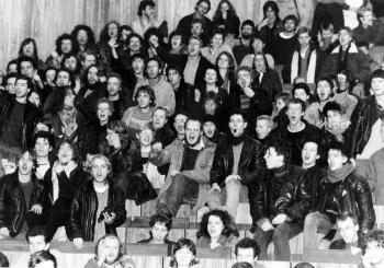 19860115 CDU Geißler Uni Hörsaal Wenzel