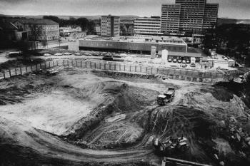 19860200 Uni Baustelle Bibliothek 1