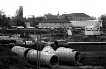 19860200 Uni Baustelle Bibliothek