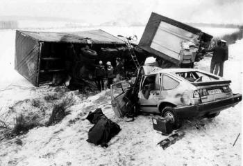 19860210 Unfall BAB Bovenden