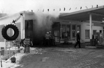 19860300 Feuer Tankstelle Grone