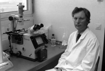 19860400 Prof. Hunsmann Primatenzentrum
