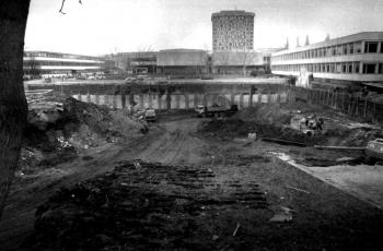 19860415 Uni Neubau Bibliothek