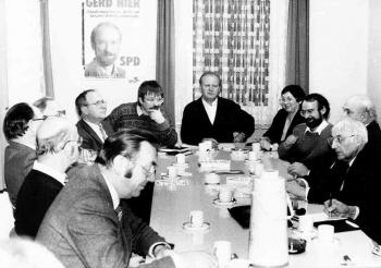 19861210 Gerd Nier (SPD) Bundestagskandidat