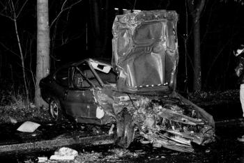 19861214 Unfall B 27 Polizist getötet