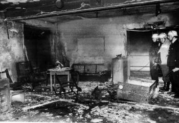 19861215 Feuer Christophorushaus